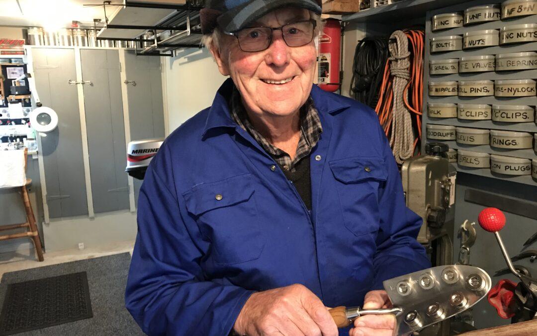 'The Ernie': Kiwi ingenuity helping keep kiwi safe